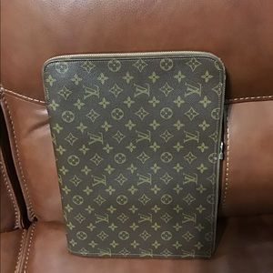 Louis Vuitton Document Holder-Vintage